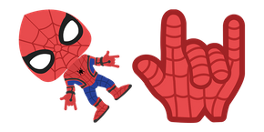 Spiderman Cursor
