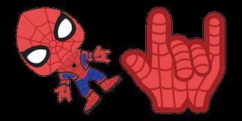 Spiderman Cursor