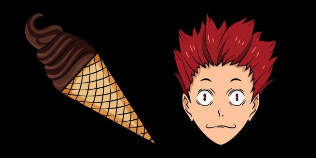 Haikyuu!! Сатори Тендо и Шоколадное Мороженое