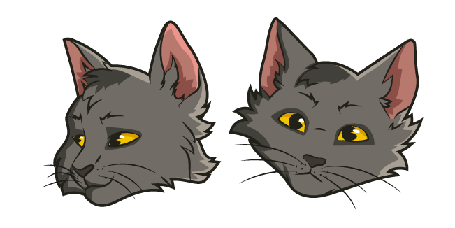 Warrior Cats Graystripe