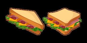 Sandwich Curseur
