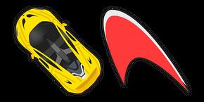Курсор McLaren P1