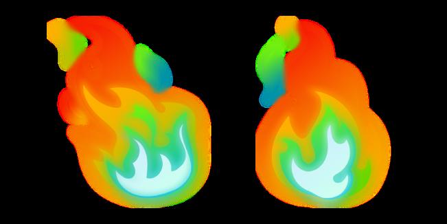 Радужный Огонь