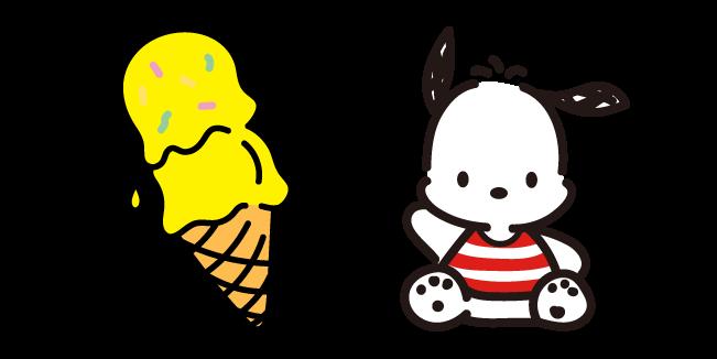 Почакко и Банановое Мороженое