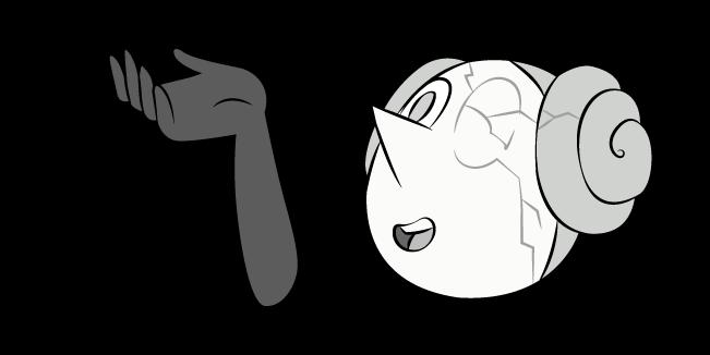 Steven Universe White Pearl