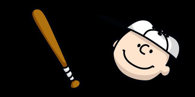 Peanuts Charlie Brown and Baseball Bat