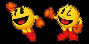 Pac-Man 3D Cursor