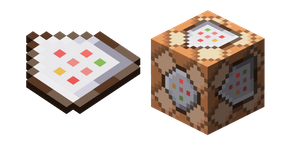 Minecraft Command Block Curseur