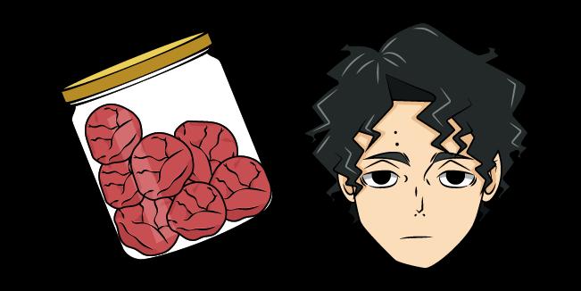 Haikyuu!! Киёми Сакуса и Умэбоси