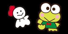 Keroppi and Teru Teru