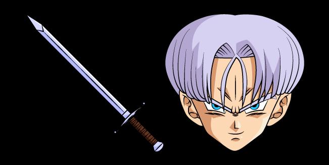 Dragon Ball Trunks and Sword