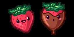 Cute Strawberry Cursor
