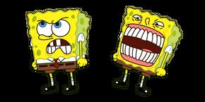 SpongeBob Overtime Meme Cursor