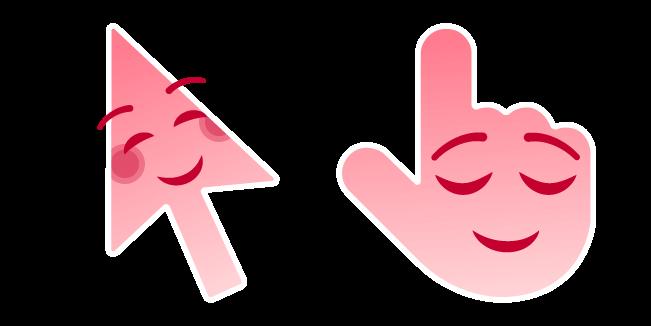 Курсодзи - Улыбающееся Облегченное Лицо