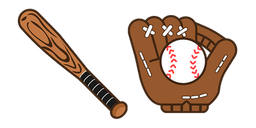 Baseball Curseur