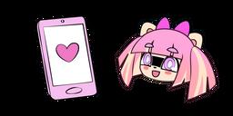Gacha Life Pawket and Cute Phone Cursor