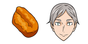 Haikyuu!! Lev Haiba and Oinarisan Cursor