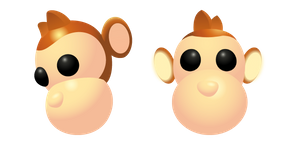 Roblox Adopt Me Monkey Cursor