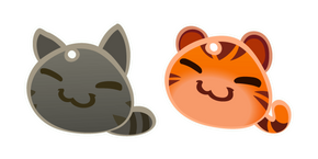 Slime Rancher Tabby Slime and Secret Style Curseur