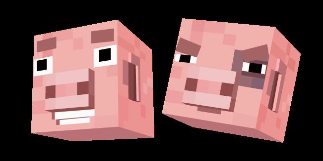 Minecraft Story Mode Рубен Свинья