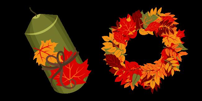 День Благодарения Декор