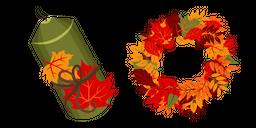 Thanksgiving Day Decor Cursor