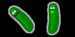 Rick and Morty Pickle Rick Cursor