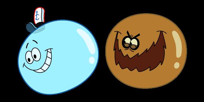 Губка Боб Грязный Пузырь