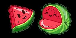 Cute Watermelon Curseur