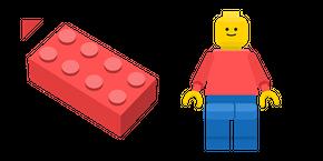 LEGO Brick Curseur