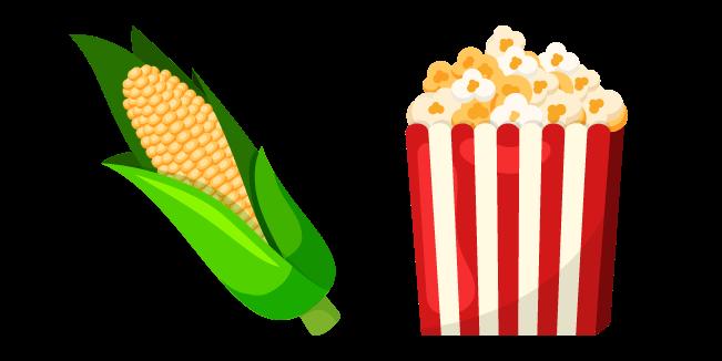 Popcorn and Corn