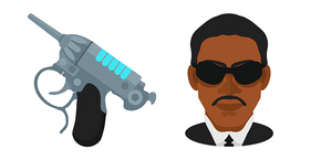 Man in Black Agent J Cursor