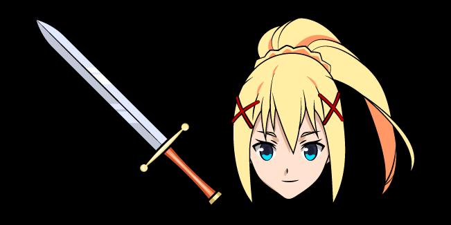 KonoSuba Darkness and Sword
