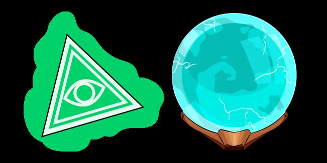 Mysterio Magic Symbol