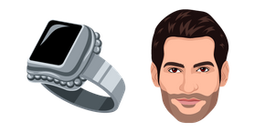 Lucifer Morningstar and Ring Cursor