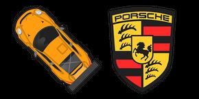 Курсор Porsche 911 GT3
