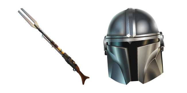 Fortnite Mandalorian and Amban Sniper Rifle