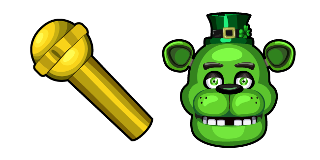 Five Nights at Freddy's Shamrock Freddy