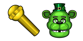Курсор Five Nights at Freddy's Shamrock Freddy