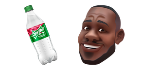 Wanna Sprite Cranberry Meme Curseur