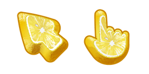 Materials Lemon Cursor