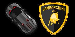 Курсор Lamborghini Sesto Elemento