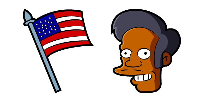 The Simpsons Apu Nahasapeemapetilon