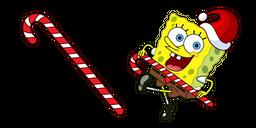SpongeBob The Very First Christmas Curseur