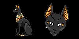 Egypt Cat Curseur