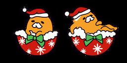 Christmas Gudetama Curseur
