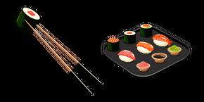Sushi Curseur