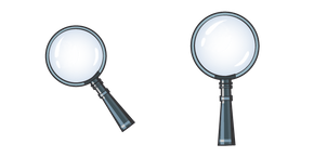 Magnifying Glass Cursor