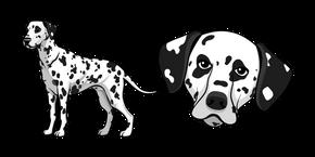 Dalmatian Dog Cursor
