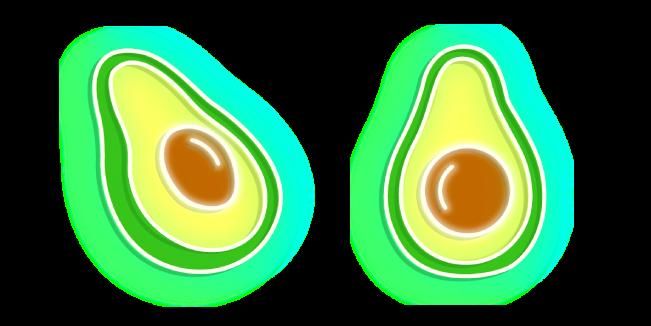 Неоновое Авокадо